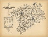Map Image 018, Darlington County 1956